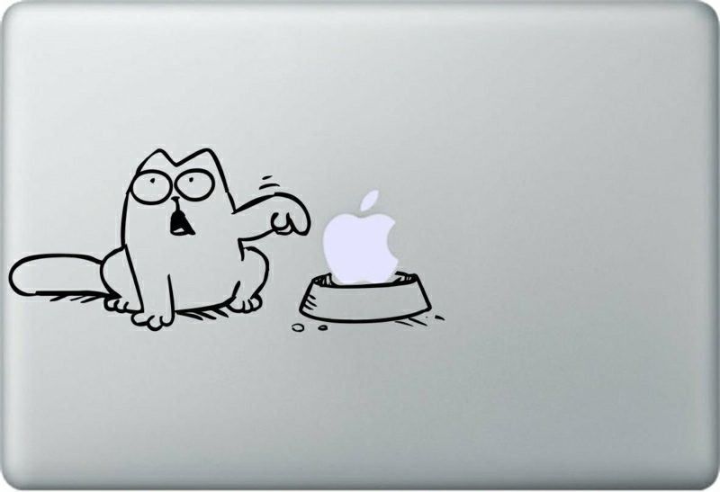 Macbook Aufkleber Macbook Sticker