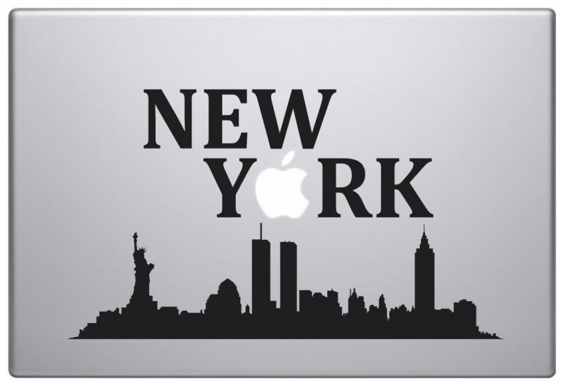 Macbook Aufkleber Aufkleber selber machen