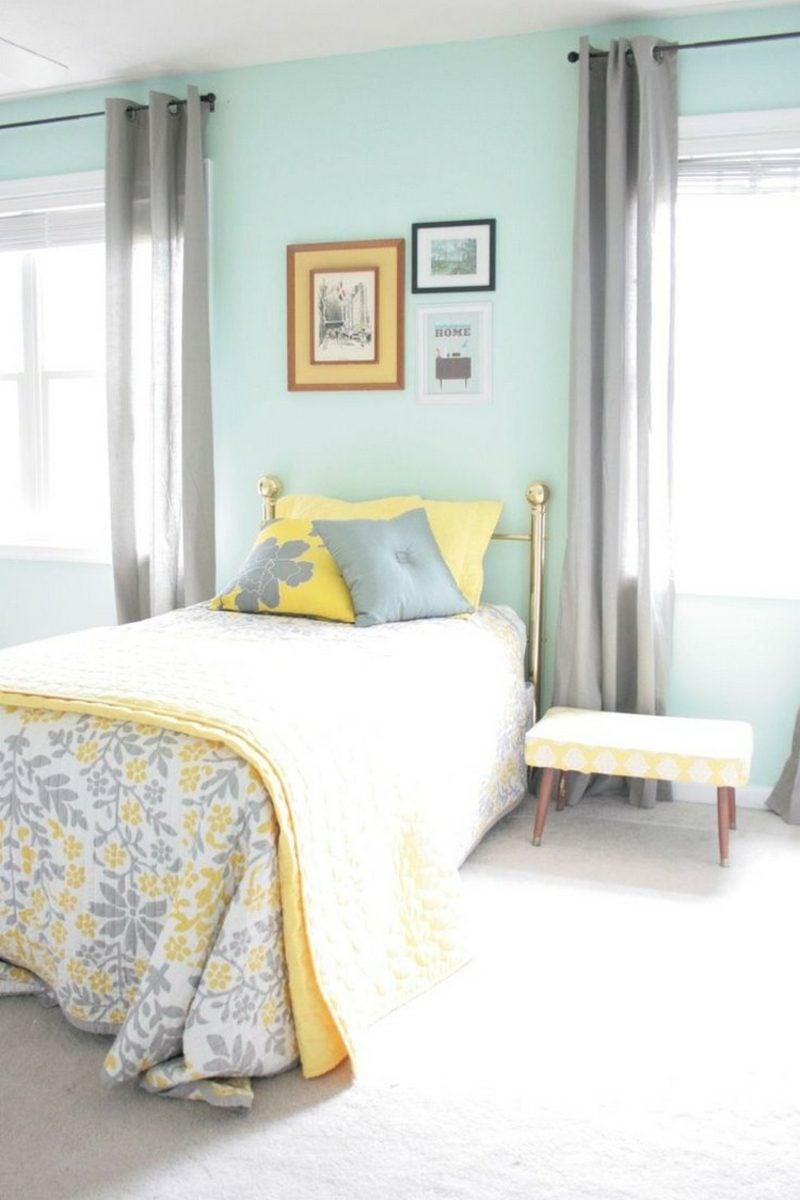 Farbe Salbei vs Minzgrün Jugendzimmer