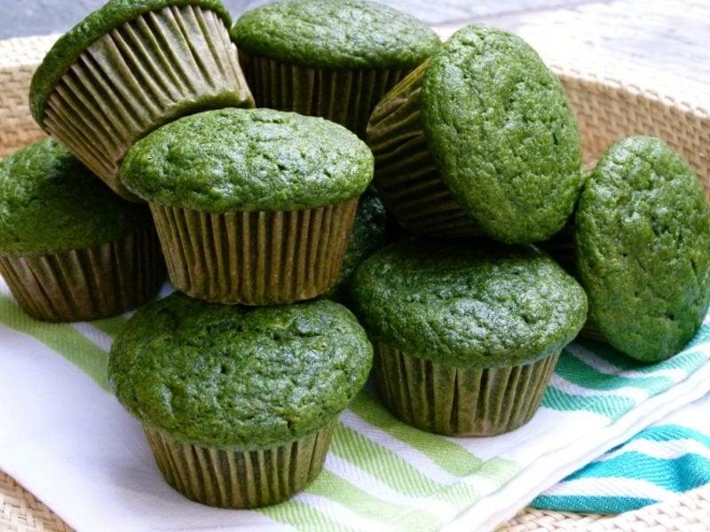 Halloween Muffins Rezept giftig