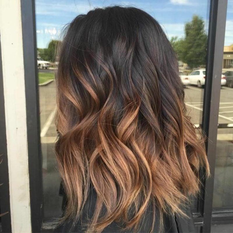 Ombre Braun Haare Ein Trend Für Modebewusste Frauen