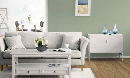 Farbe Salbei Wohnzimmer