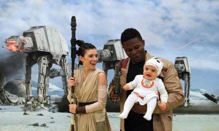 Star Wars Kostüm Ideen für die ganze familie