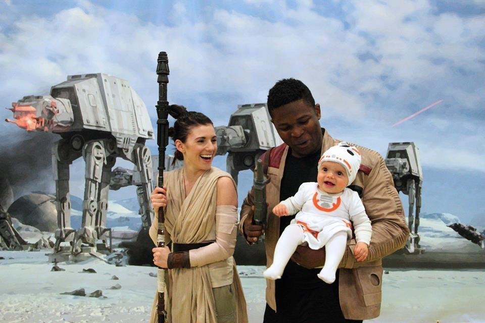Star Wars Kostum Zu Fasching Ideen Fur Die Ganze Familie