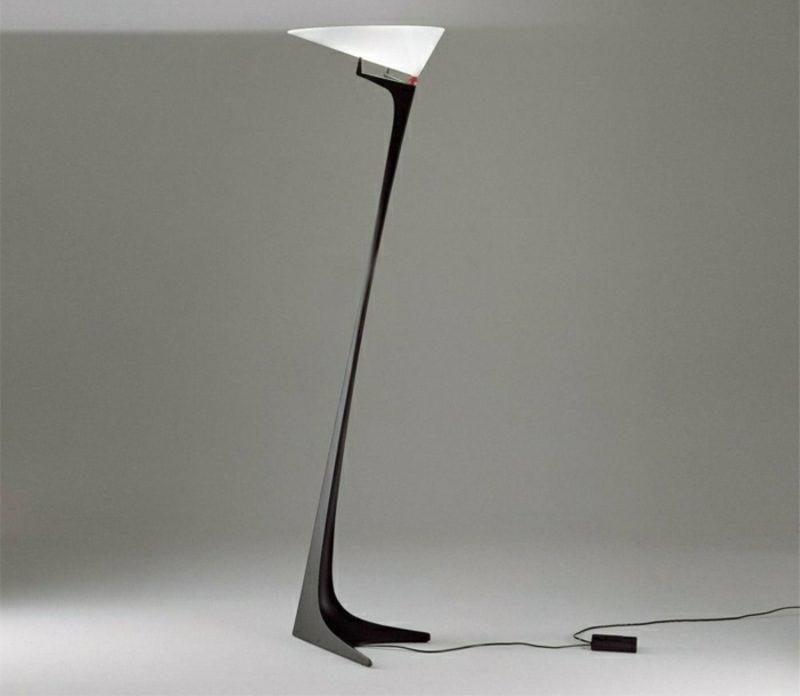 Stehlampen modern drehbar attraktive Form