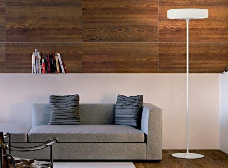 Stehlampen modern schlichtes Design