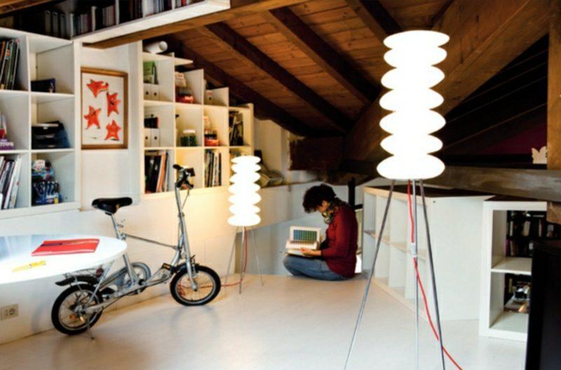 Stehlampen modern Wohnzimmer