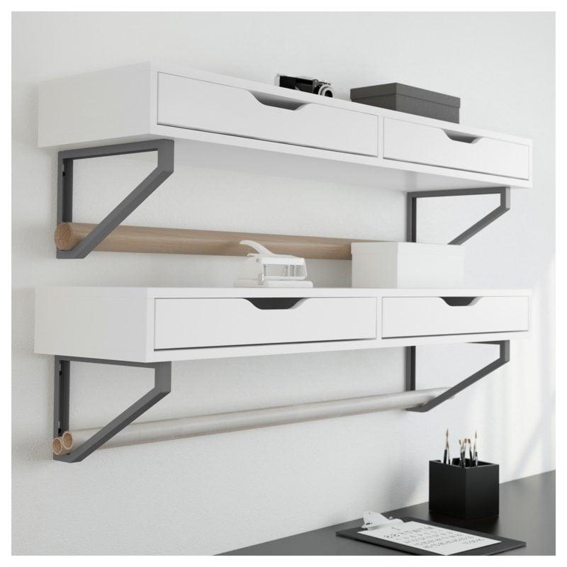 ikea wandregal attraktive und praktische modelle f r ihr zuhause. Black Bedroom Furniture Sets. Home Design Ideas