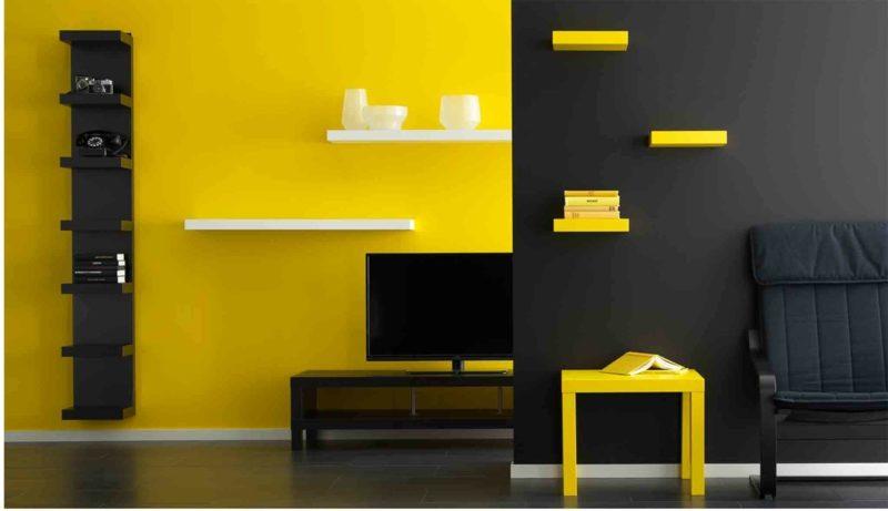 IKEA Wandregal stilvolle Ideen