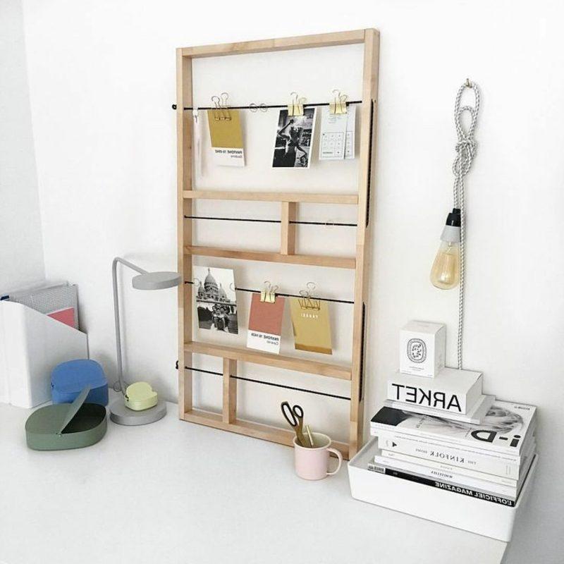 IKEA Wandregal Modell Ypperlig Holz