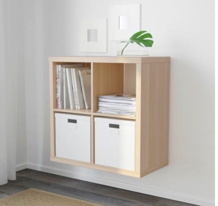 IKEA Wandregal Kallax