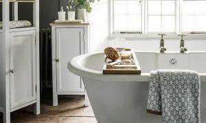 Wir haben einige atemberaubende Wohnideen fürs Bad für Sie entwickelt, die wie ein frischer Hauch von Kreativität kommen. Lassen Sie sich nur davon inspirieren!