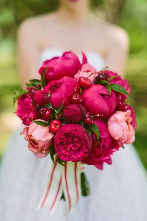 Hochzeitsstrauß Vintage Ideen für Hochzeit