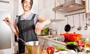 Moderne Frau - Tipps und Tricks für die Haushalt