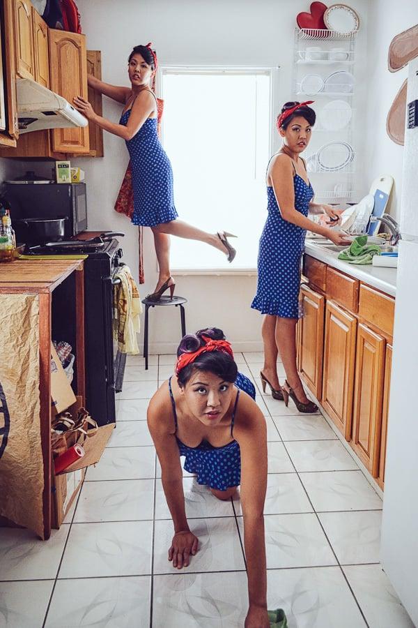 DIY Ideen für die Haushalt für die moderne Hausfrau
