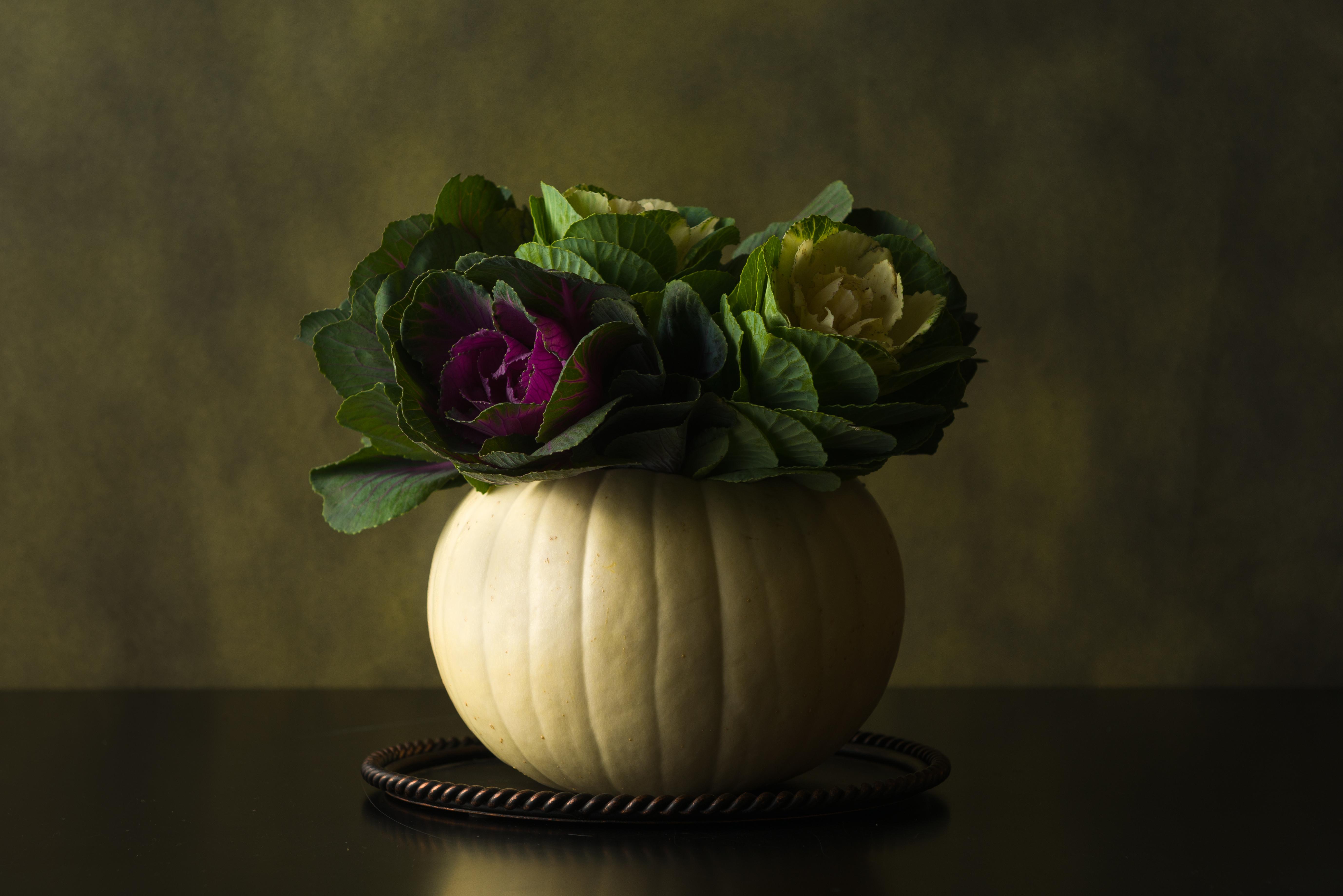 Tischideen und Ambiente: DIY Blumenvase