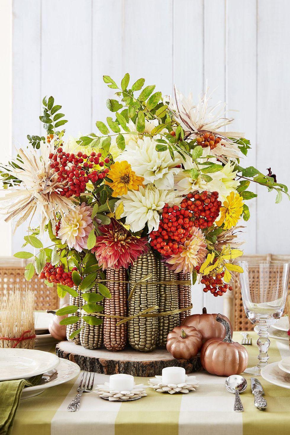 Saisonale Tischideen und Ambiente: Genießen Sie die Tafelfreuden in einer schön dekorierten Umgebung