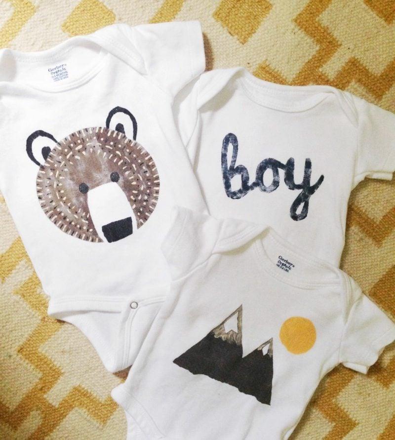 Body bemalen Babys Ideen und Inspirationen
