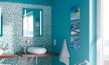 Bilder fürs Bad auswählen Ideen und Tipps