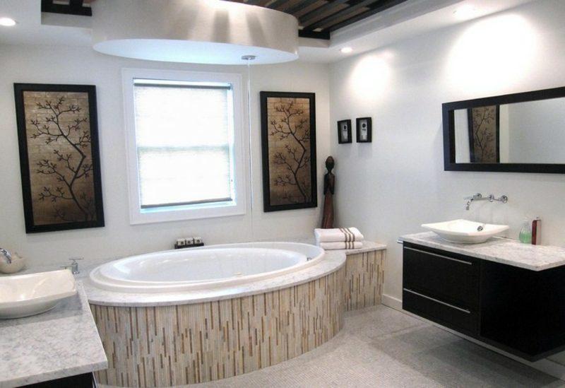 Bilder fürs Bad: Ideen für ein echtes Wohlfühlambiente