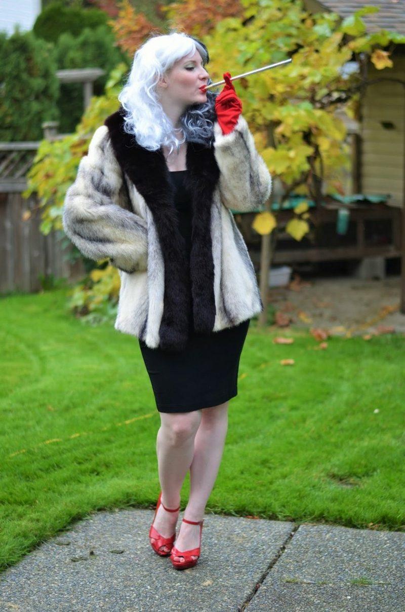 Cruella De Vil Kostüm passende Accessoires finden