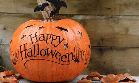 Halloween Deko selber machen für drauβen Ideen und Inspirationen