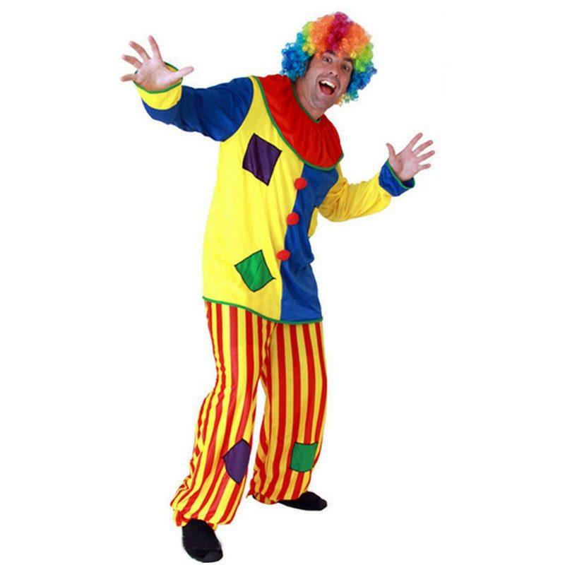 Halloween Kostüme Herren Clown