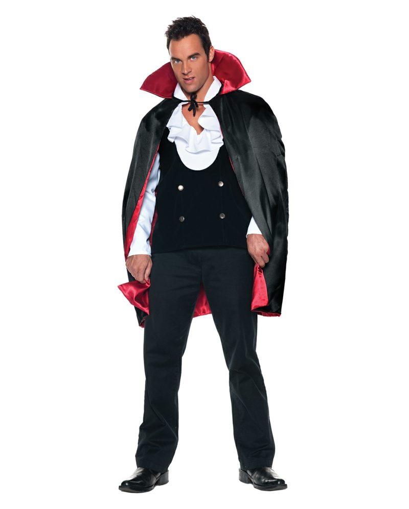 Halloween Kostüme Herren Graf Dracula
