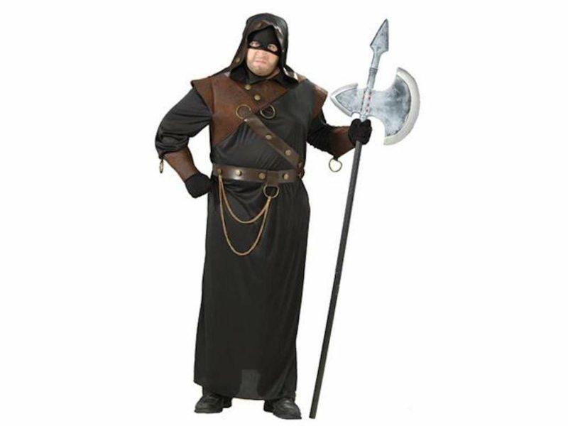 Halloween Kostüme Herren Henker mit Beil