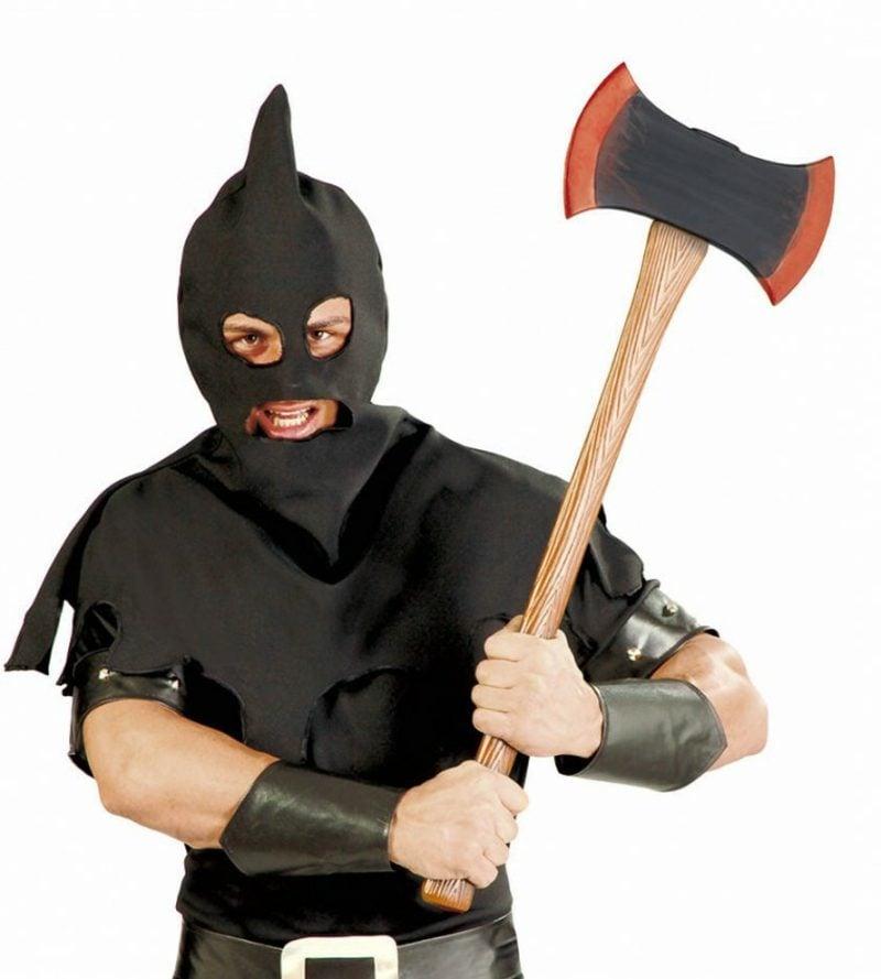 Halloween Kostüme Herren mittelalterlicher Henker