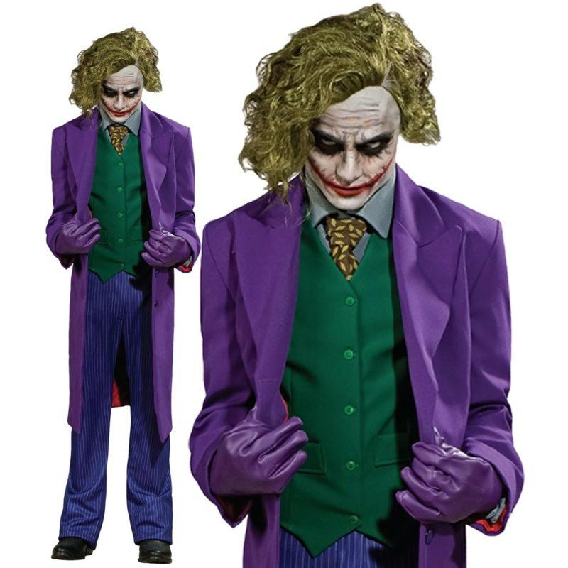 Halloween Kostüme Herren Joker