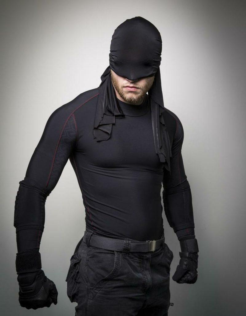 Halloween Kostüme Herren schwarzer Ninja