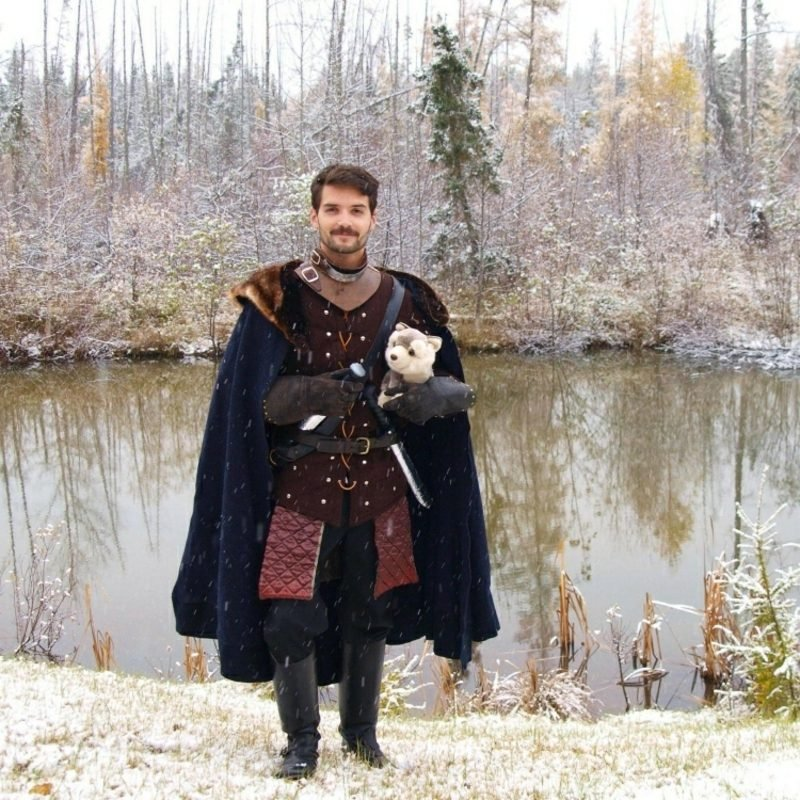 Halloween Kostüme Herren Robb Stark