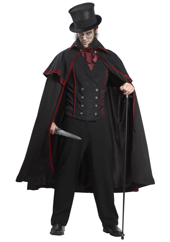 Halloween Kostüme Herren schaurig Serienmörder
