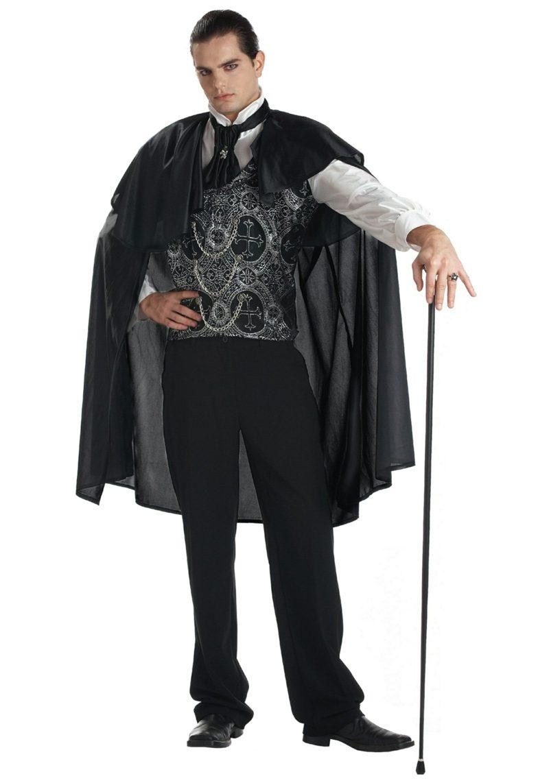 Halloween Kostüme Herren Vampir Viktorianische Epoche