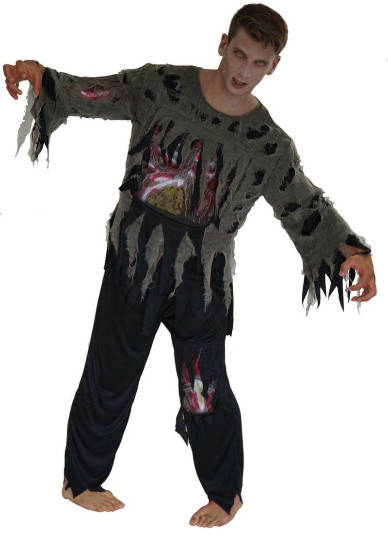 Halloween Kostüme Herren Zombie