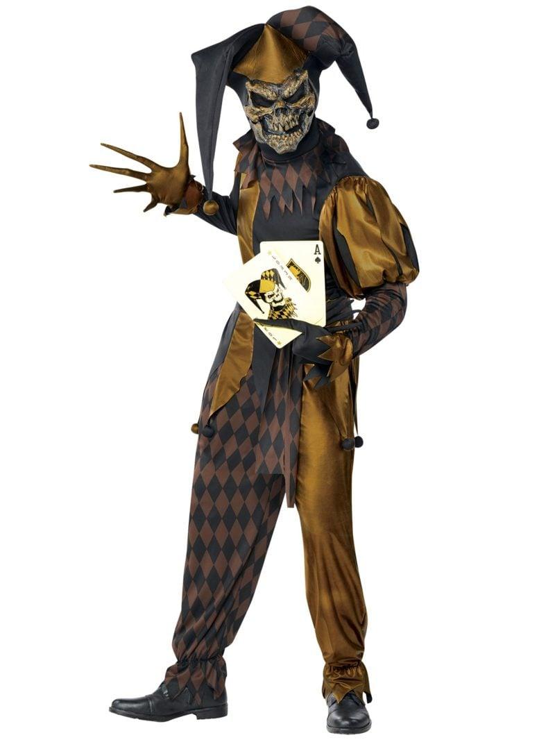 Halloween Kostüme Herren böser Clown