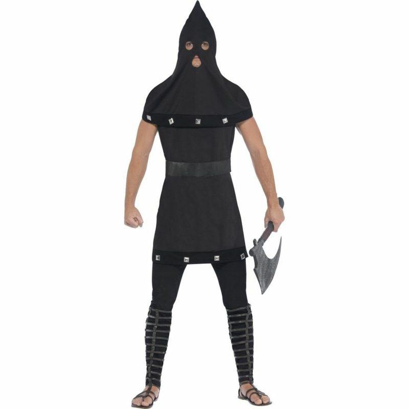 Halloween Kostüme Herren Henker schaurig