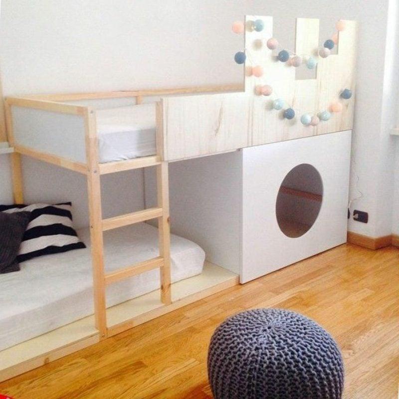 IKEA Kinderbett Schloss Spielraum