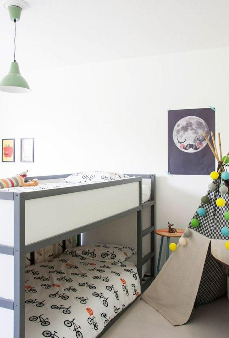 IKEA Kinderbett zwei Matratzen
