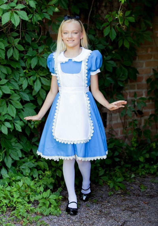 Alice im Wunderland Kostüm Ideen zum Selbermachen