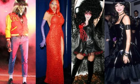 Halloween Kostüm Heidi Klum eindrucksvoll 19 Ideen