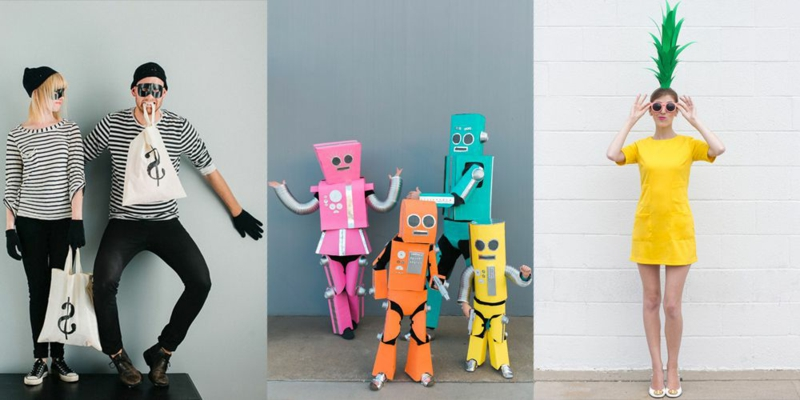 Lustige Kostume Zum Karneval Tolle Ideen Fur Paare Und Gruppen