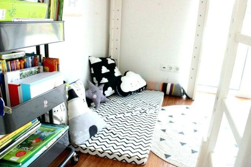 Kuschelecke Kinderzimmer Gestaltungstipps
