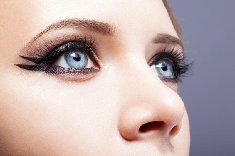 nicht komedogenes Make up Eyeliner