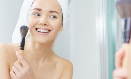 nicht komedogenes Make up Beauty Tipps