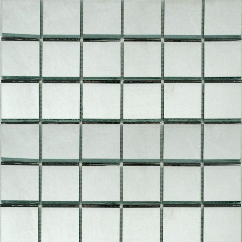Spiegelfliesen klassisch quadratisch