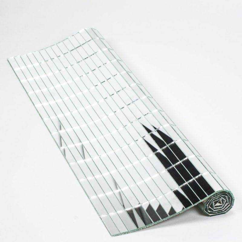 Spiegelfliesen selbstklebend