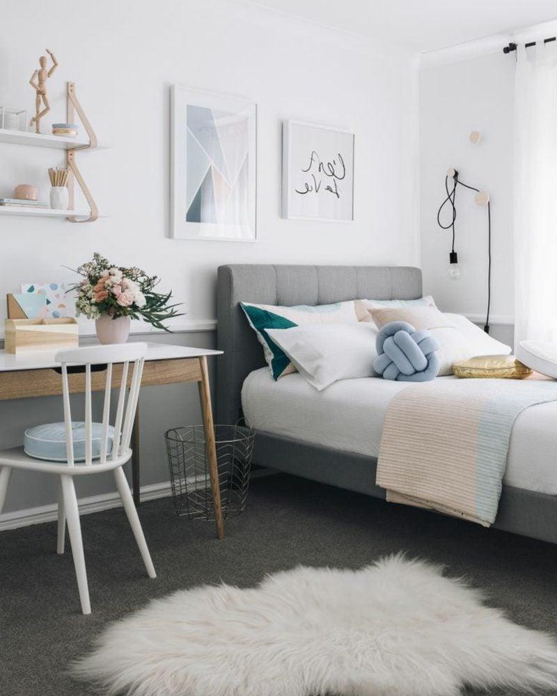 Teenager Zimmer einrichten modern und funktional