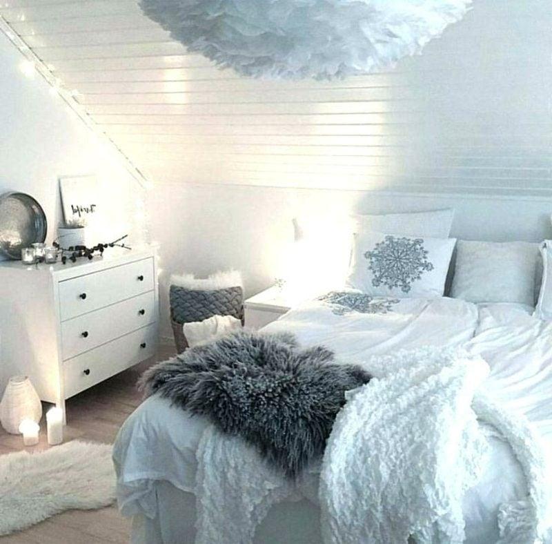 Teenager Zimmer einrichten weiss wohnliches Ambiente
